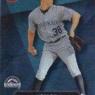 Ubaldo Jimenez 2011 Topps 'Topps Town' #TT44 Colorado Rockies Baseball Card