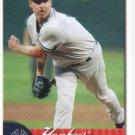 Randy Johnson 2007 Fleer #118 New York Yankees Baseball Card