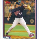 Kyle Lohse 2004 Topps #148 Minnesota Twins Baseball Card