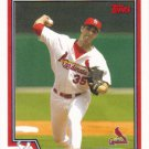Matt Morris 2004 Topps #602 St. Louis Cardinals Baseball Card