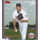Joe Nathan 2004 Topps #557 Minnesota Twins Baseball Card