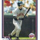 A.J. Pierzynski 2004 Topps #131 Minnesota Twins Baseball Card