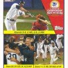 Aaron Boone 2004 Topps #352 New York Yankees Baseball Card