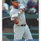 Alex Rios 2007 Fleer #12 Toronto Blue Jays Baseball Card