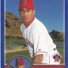 Francisco Rodriguez 2003 Topps #368 Anaheim Angels Baseball Card