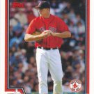 Mike Timlin 2004 Topps #589 Boston Red Sox Baseball Card