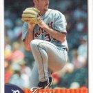 Justin Verlander 2007 Fleer #214 Detroit Tigers Baseball Card