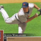 Justin Verlander 2009 Upper Deck First Edition #111 Detroit Tigers Baseball Card