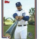 Rondell White 2004 Topps #414 Detroit Tigers Baseball Card