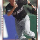 Stephen Drew 2007 Upper Deck #247 Arizona Diamondbacks Baseball Card