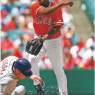 Chone Figgins 2008 Upper Deck #539 Los Angeles Angels Baseball Card