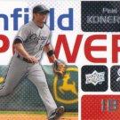 Paul Konerko 2008 Upper Deck Infield Power #IP-PK Chicago White Sox Baseball Card