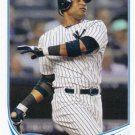 Robinson Cano 2013 Topps #612 New York Yankees Baseball Card