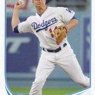 Mark Ellis 2013 Topps #615 Los Angeles Dodgers Baseball Card