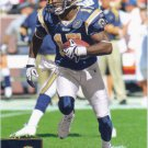 Donnie Avery 2009 Upper Deck #178 St. Louis Rams Football Card
