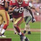 Isaac Bruce 2009 Upper Deck #165 San Francisco 49ers Football Card