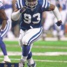 Dwight Freeney 2009 Upper Deck #91 Indianapolis Colts Football Card