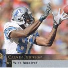 Calvin Johnson 2009 Upper Deck #67 Detroit Lions Football Card