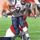 Sammy Morris 2009 Upper Deck #120 New England Patriots Football Card