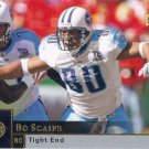 Bo Scaife 2009 Upper Deck #190 Tennessee Titans Football Card
