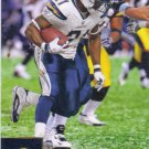 LaDainian Tomlinson 2009 Upper Deck #156 San Diego Chargers Football Card