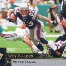 Wes Welker 2009 Upper Deck #116 New England Patriots Football Card