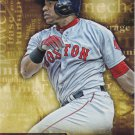 Yoenis Cespedes 2015 Topps Archetypes #A-6 Boston Red Sox Baseball Card