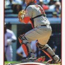 Chris Iannetta 2012 Topps Update #US93 Los Angeles Angels Baseball Card