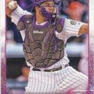 Wilin Rosario 2015 Topps #208 Colorado Rockies Baseball Card