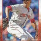 Aroldis Chapman 2015 Topps #268 Cincinnati Reds Baseball Card