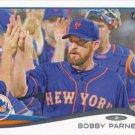 Bobby Parnell 2014 Topps #174 New York Mets Baseball Card