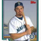 Scott Spiezio 2004 Topps #586 Seattle Mariners Baseball Card
