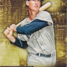 Ted Williams 2015 Topps Architect #A-18 Boston Red Sox Baseball Card