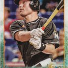 Jeff Baker 2015 Topps #105 Miami Marlins Baseball Card
