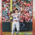 Gordon Beckham 2015 Topps #102 Los Angeles Angels Baseball Card