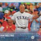 Adrian Beltre 2015 Topps #71 Texas Rangers Baseball Card
