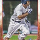 Michael Bourn 2015 Topps #23 Cleveland Indians Baseball Card