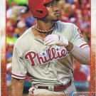 Domonic Brown 2015 Topps #118 Philadelphia Phillies Baseball Card