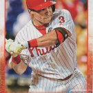 Marlon Byrd 2015 Topps #187 Philadelphia Phillies Baseball Card