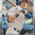 Jacoby Ellsbury 2015 Topps #225 New York Yankees Baseball Card