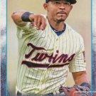 Eduardo Escobar 2015 Topps #204 Minnesota Twins Baseball Card