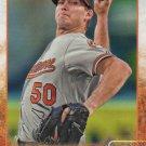 Miguel Gonzalez 2015 Topps #8 Baltimore Orioles Baseball Card