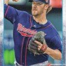 Phil Hughes 2015 Topps #322 Minnesota Twins Baseball Card