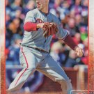Cliff Lee 2015 Topps #212 Philadelphia Phillies Baseball Card