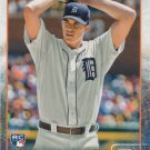 Kyle Lobstein 2015 Topps Rookie #312 Detroit Tigers Baseball Card