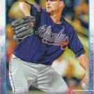 Mike Minor 2015 Topps #202 Atlanta Braves Baseball Card
