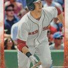 Daniel Nava 2015 Topps #112 Boston Red Sox Baseball Card