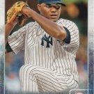 Michael Pineda 2015 Topps #152 New York Yankees Baseball Card