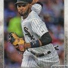Alexi Ramirez 2015 Topps #65 Chicago White Sox Baseball Card