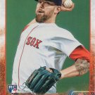 Anthony Ranaudo 2015 Topps Rookie #240 Boston Red Sox Baseball Card